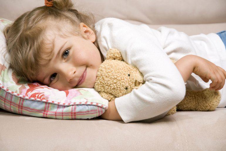 O sono dos pequenos